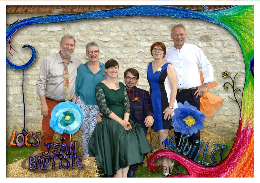 Le mariage kermesse et récup' créative de Loes - Photo Labograph (17)