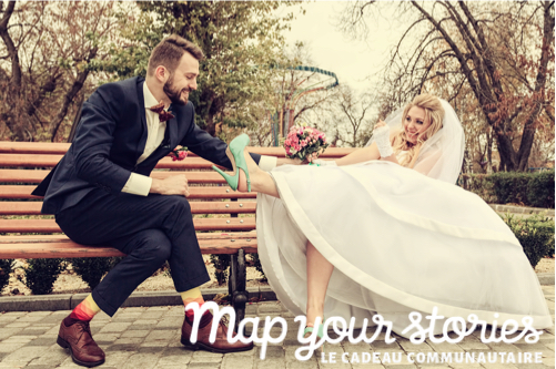 Map your stories