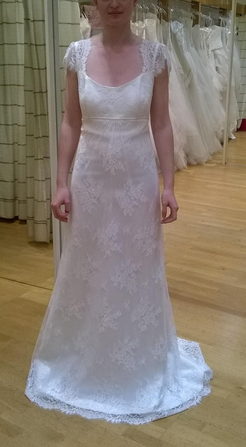 Celle qui a choisi sa robe sans réaliser le choix qu'elle faisait – Partie 2