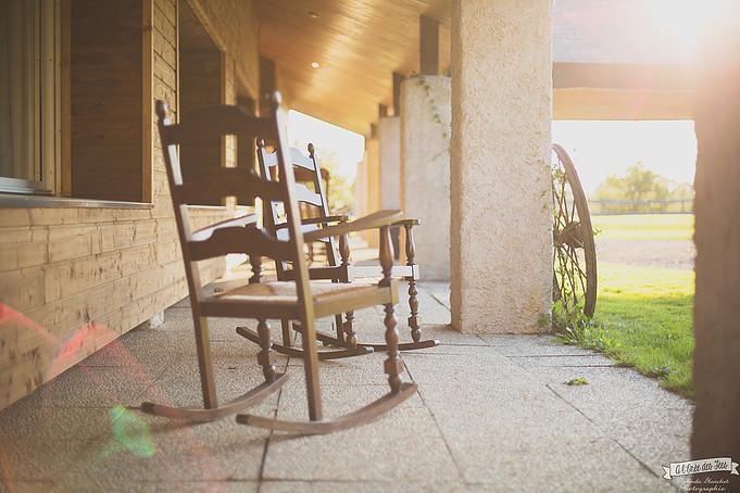 Le lieu de réception ou un endroit pour un mariage en hiver – Partie 2