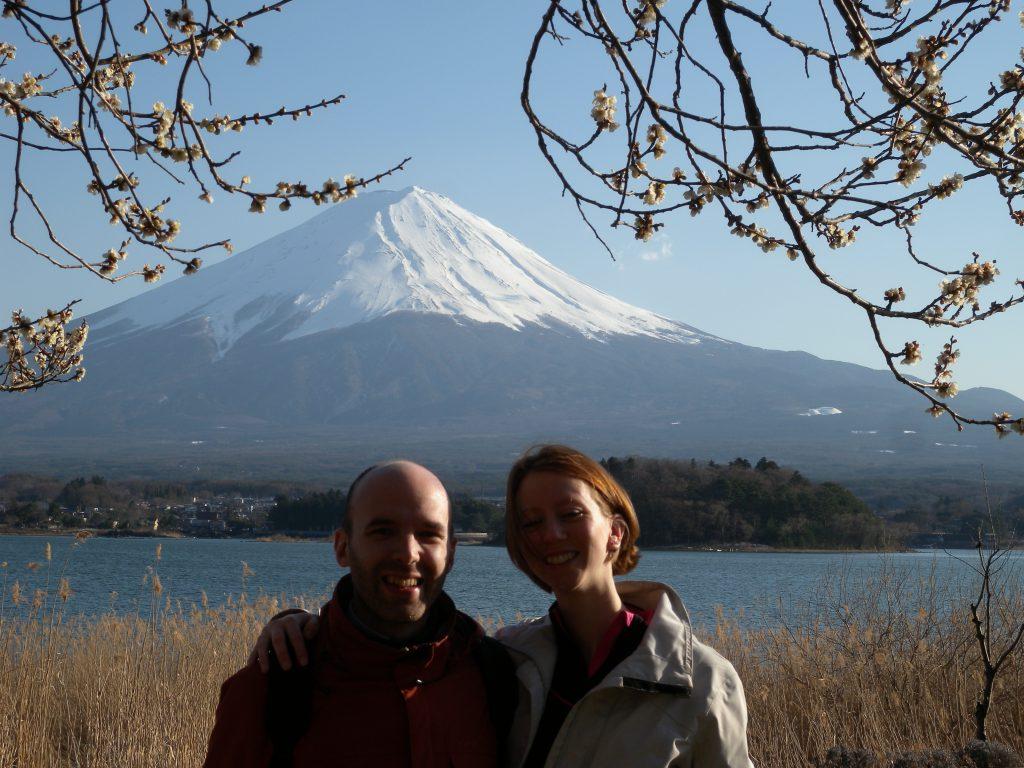 Extraits de notre voyage de noces au Japon