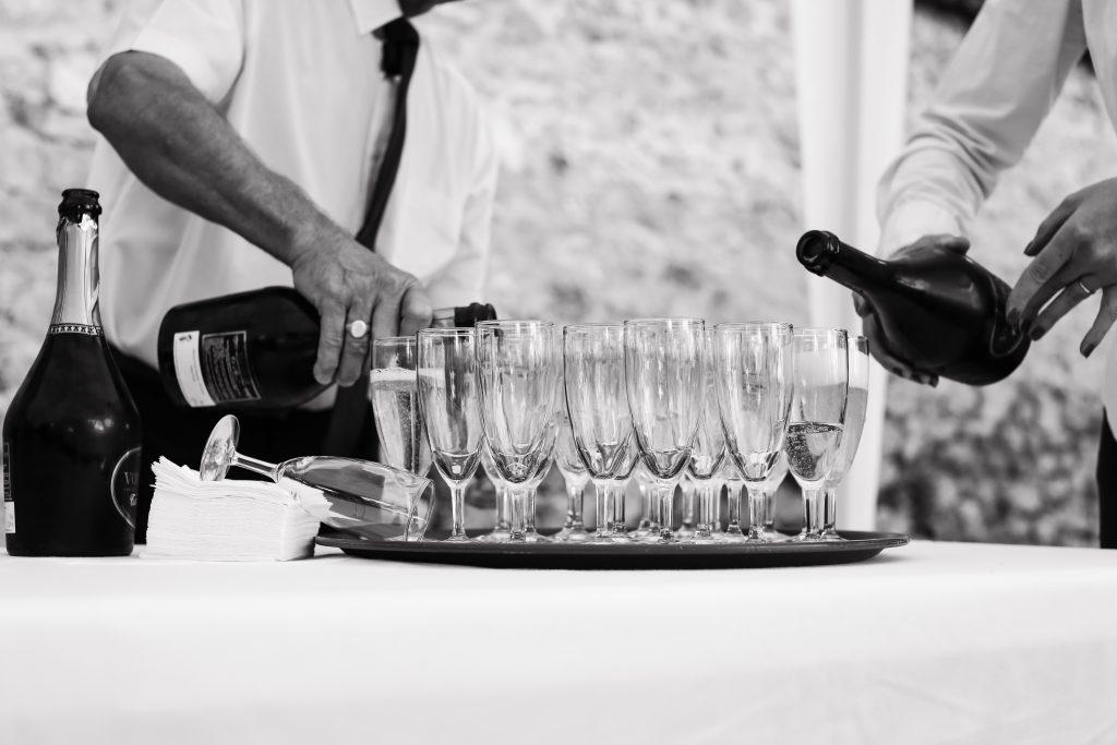 Photos de groupe et vin d'honneur // Photo : Anita Gallot