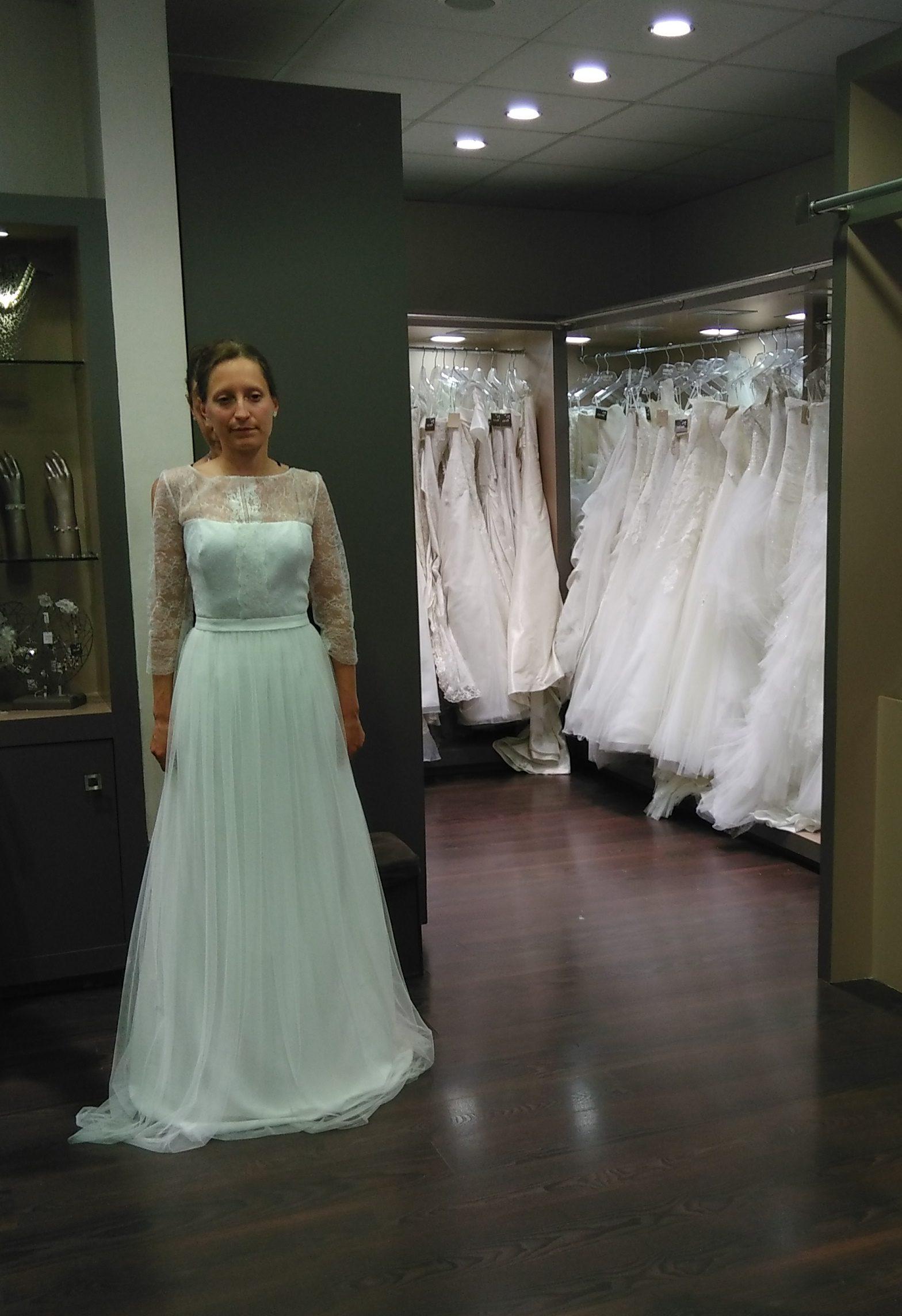 Mon mariage d'hiver presque-à-la-montagne : trouver ma robe de mariée – Partie 3