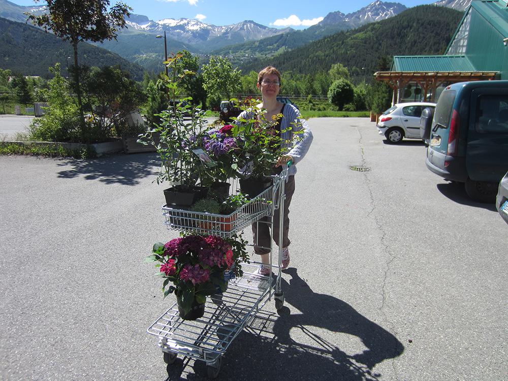 Mon garden wedding à la montagne : la semaine de préparatifs, c'est parti pour les paillettes ! – Partie 2