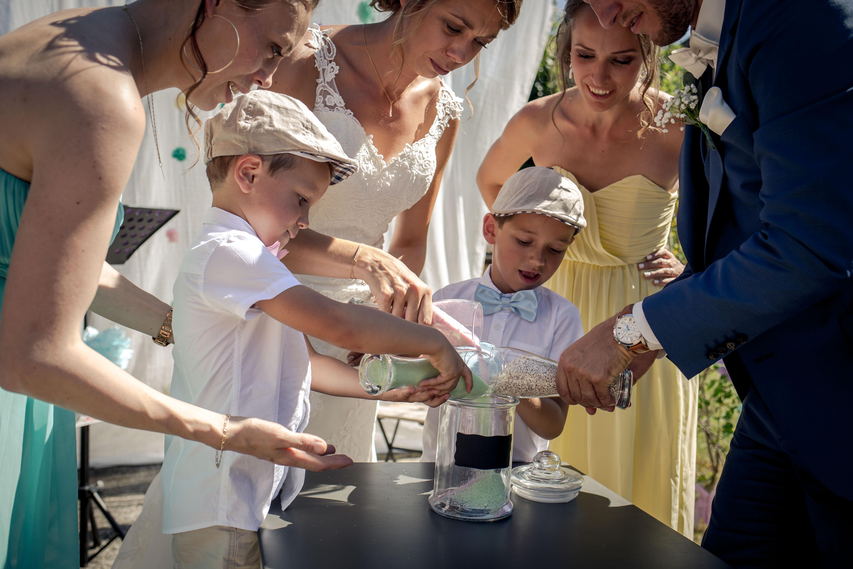Le mariage pastel et fleuri de Mme Pastel !