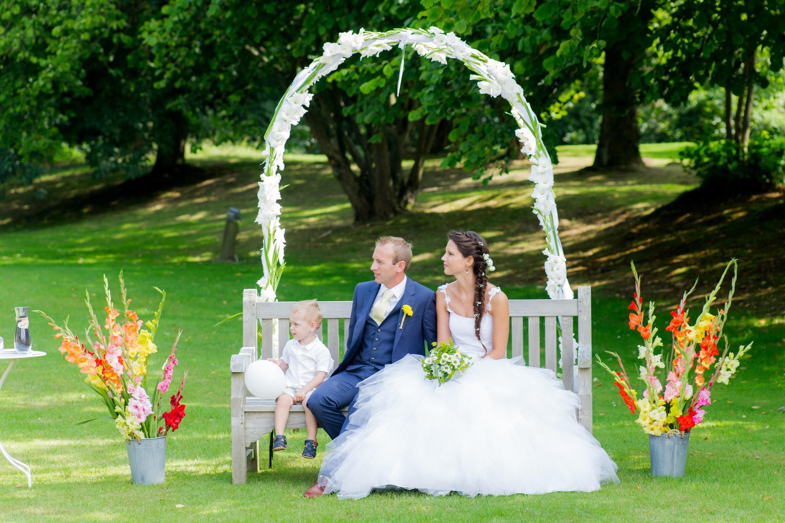 Le mariage tout en couleurs et sous le signe du voyage de M&M's !