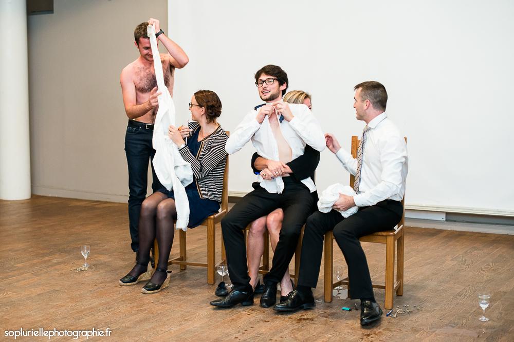 Un mariage doit-il être élégant ? // Photo : Sonia Blanc