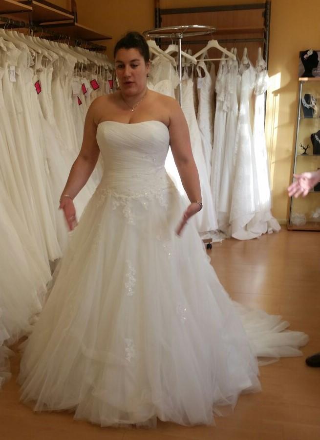 J'ai un coup de coeur pour une autre robe ! Que faire ?