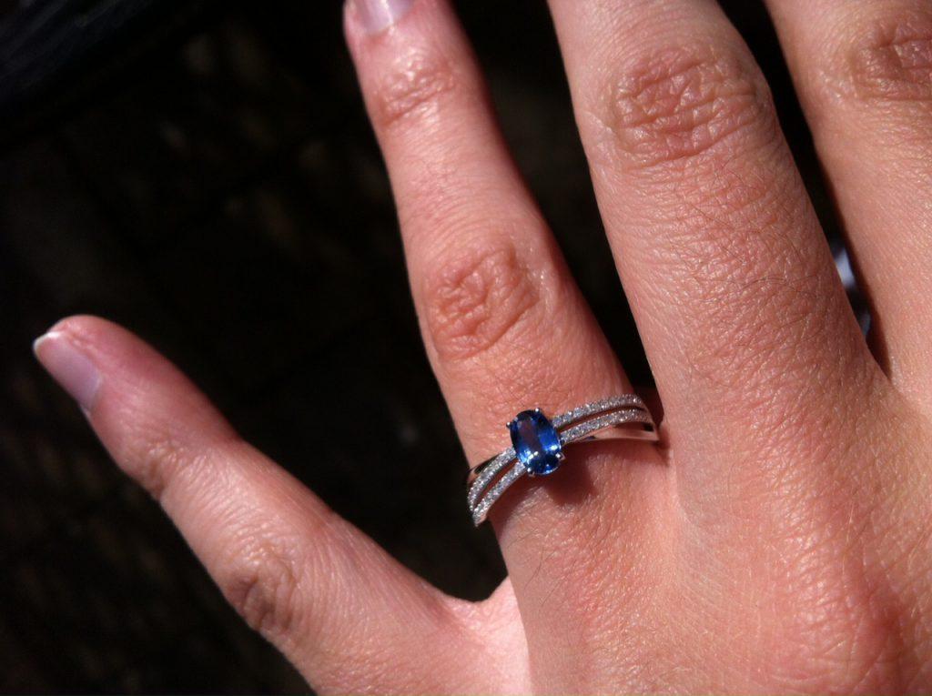 Ma bague de fiançailles n'est pas celle choisie par mon Fiancé !