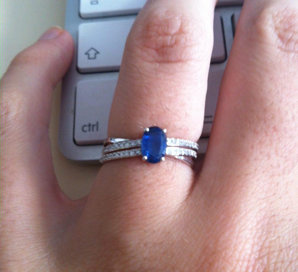 L'histoire de ma bague de fiançailles – Partie 2