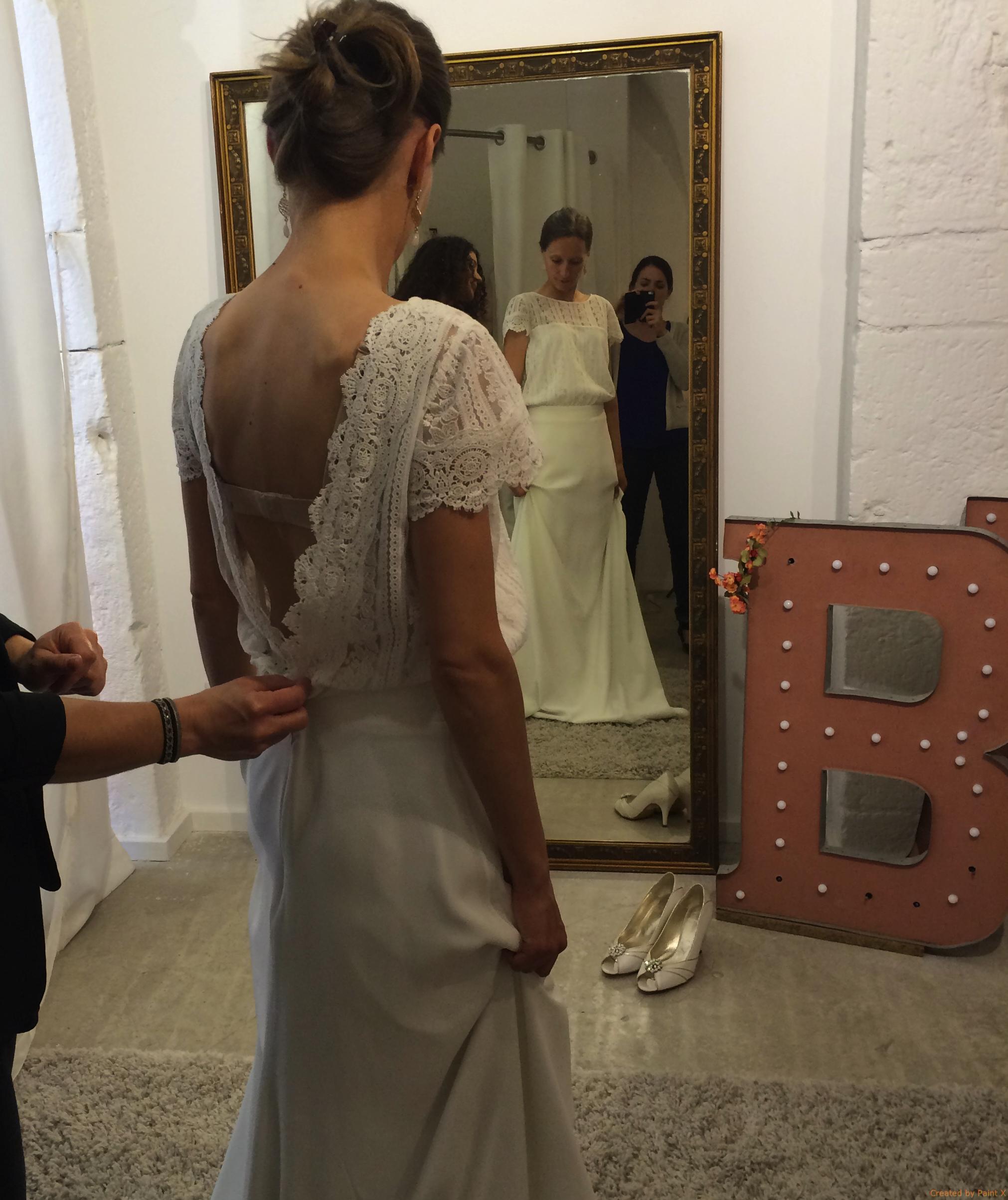 Mon mariage d'hiver presque-à-la-montagne : trouver ma robe de mariée – Partie 2