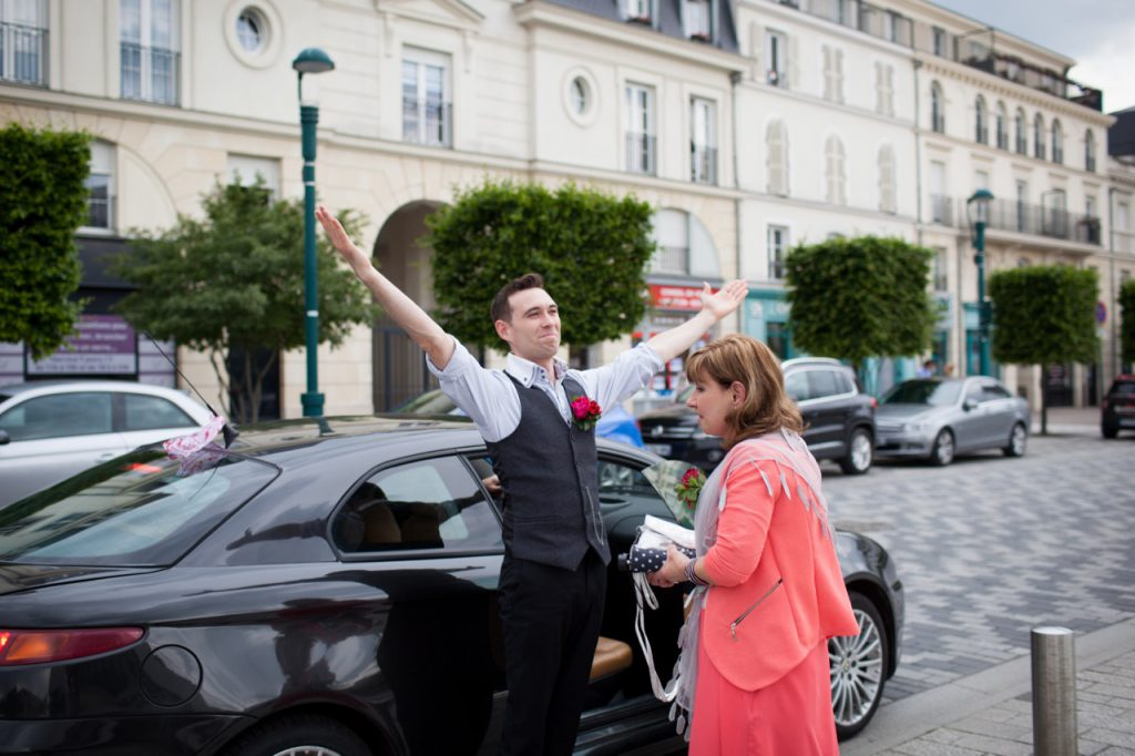 Mon mariage romantique étoilé : from Ms to Mrs, à la mairie // Photo : Jeremy Bismuth