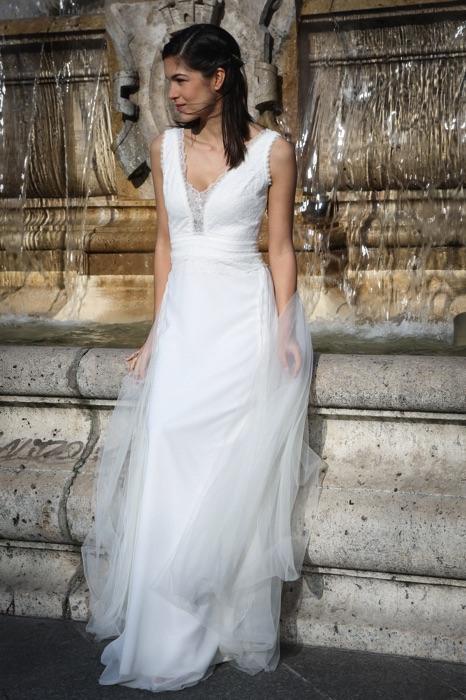Mes essasayes de robes de mariée