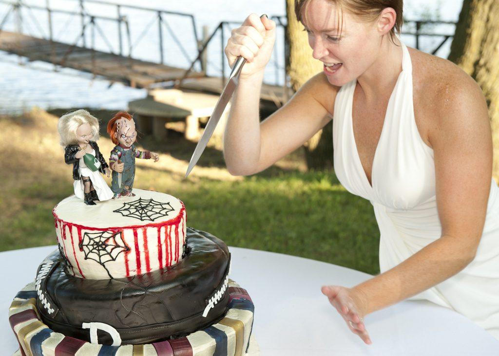 Wedding Cake Film d'horreur
