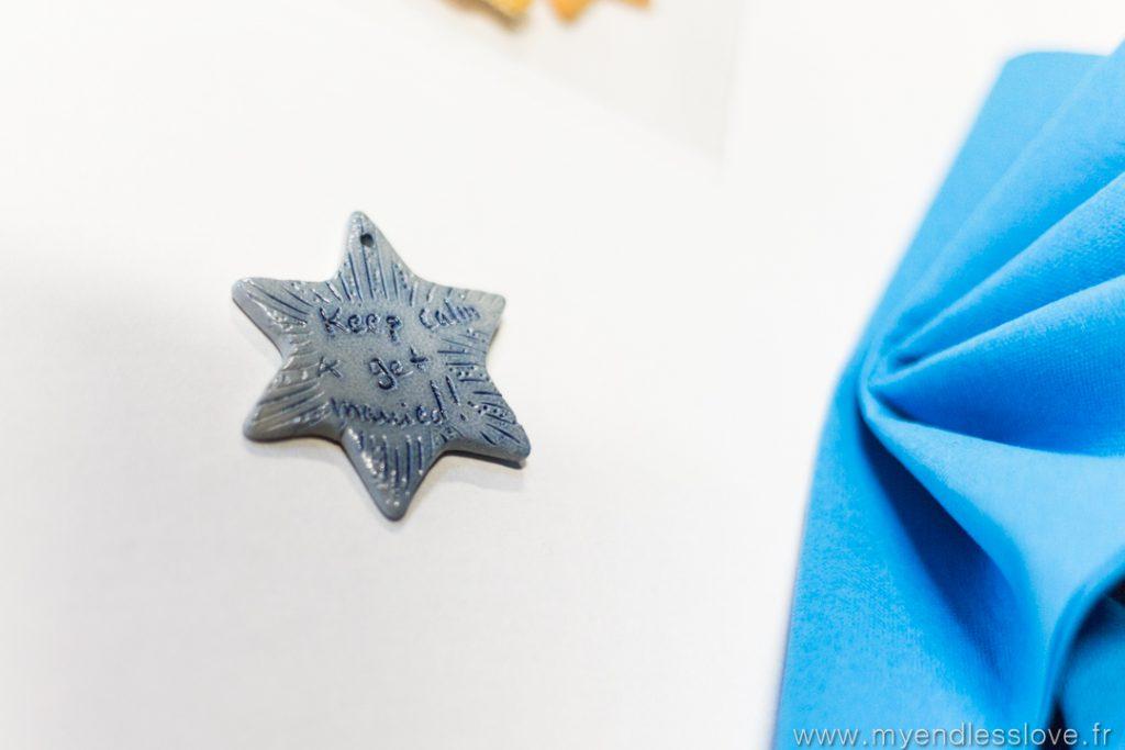Des cadeaux pour nos témoins et invités // Photo : MyEndlessLove