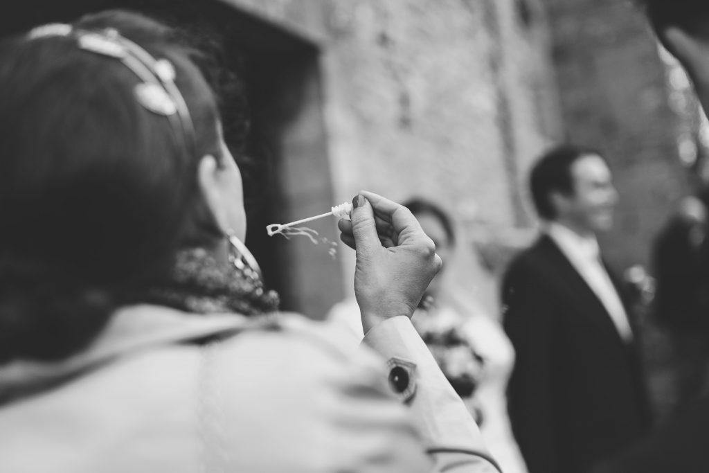 Déroulé de notre cérémonie religieuse // Photo : Castille Alma et David Pommier