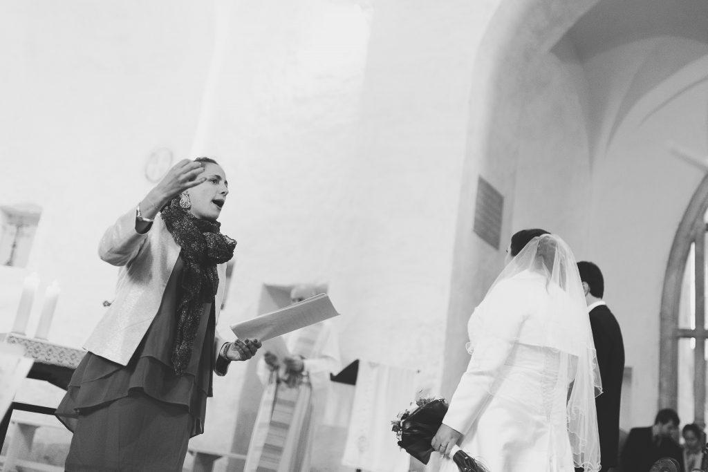 Le détail de notre cérémonie religieuse