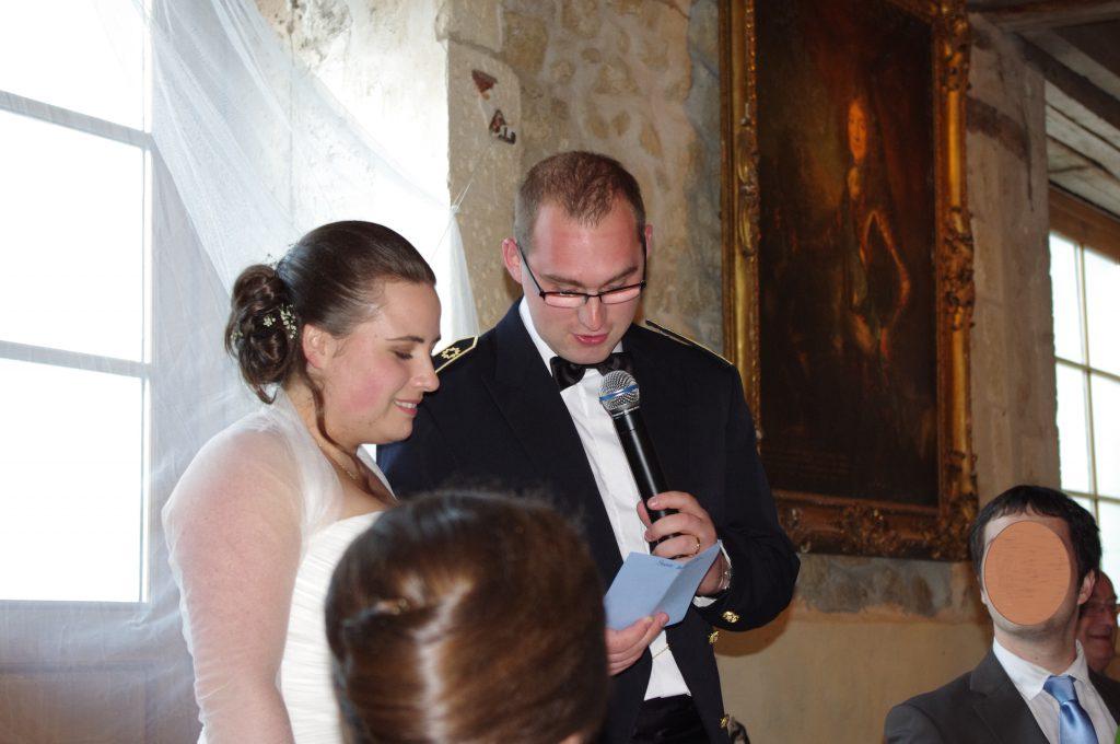 Mon mariage contes et légendes : le repas et la soirée