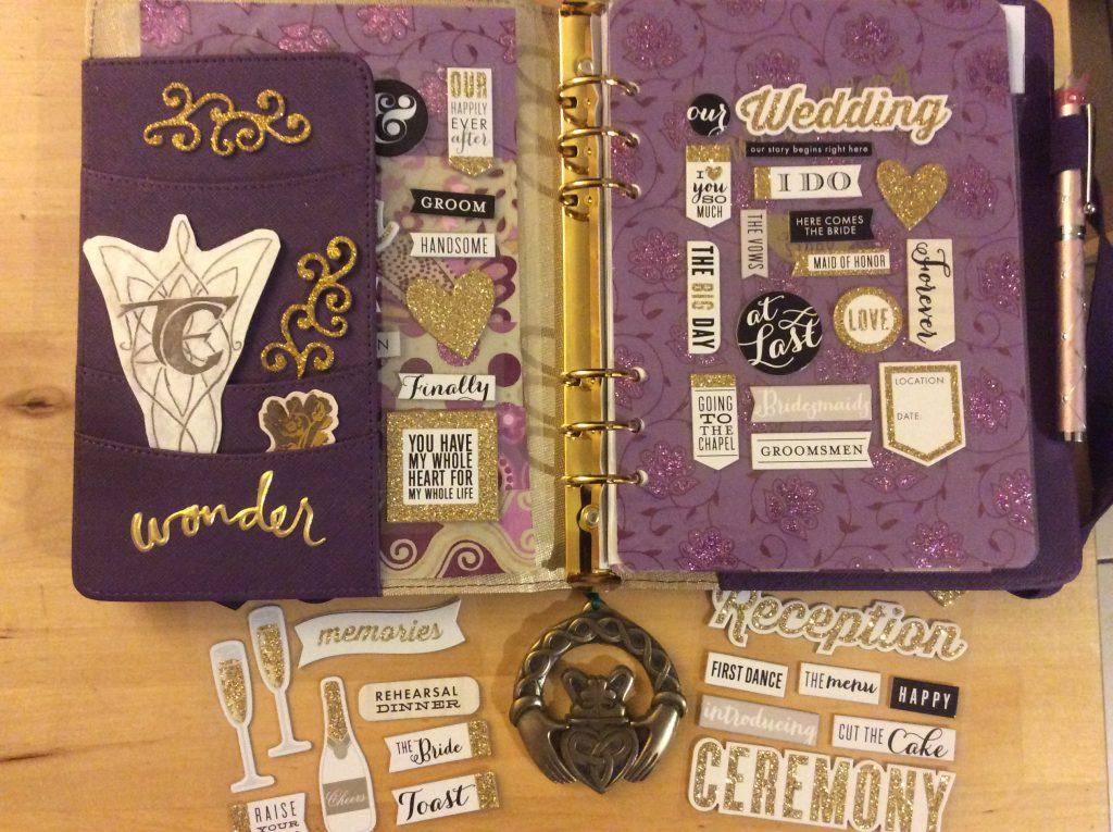 Organiser ses quêtes : mon journal (mini tuto inside)