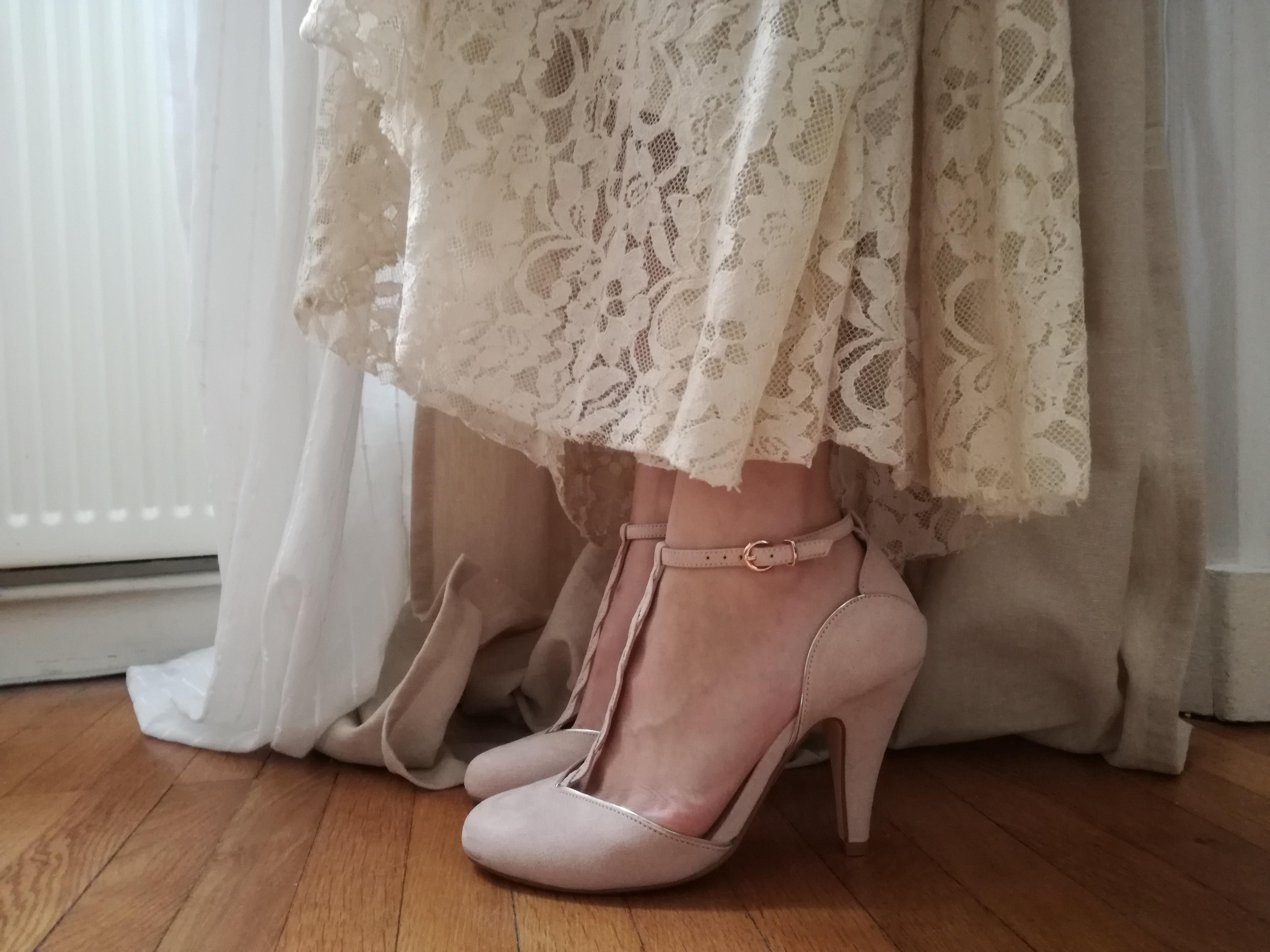 Les accessoires ou comment j'ai cherché à ne pas finir en glaçon – Partie 1 : mes chaussures
