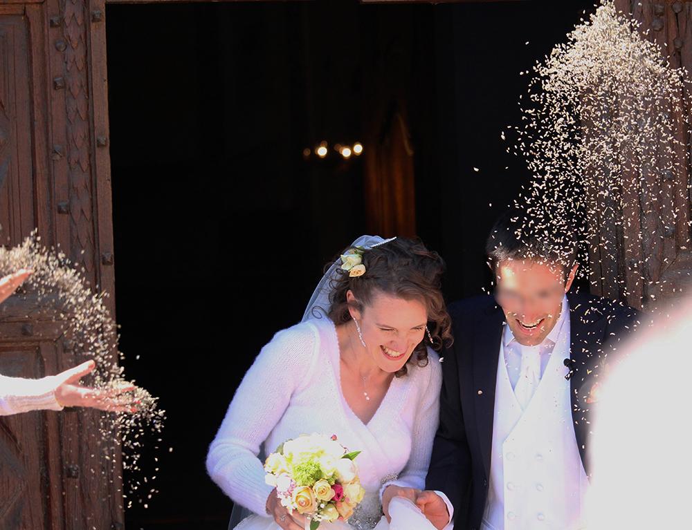 Récit de notre mariage à l'église, un moment inoubliable