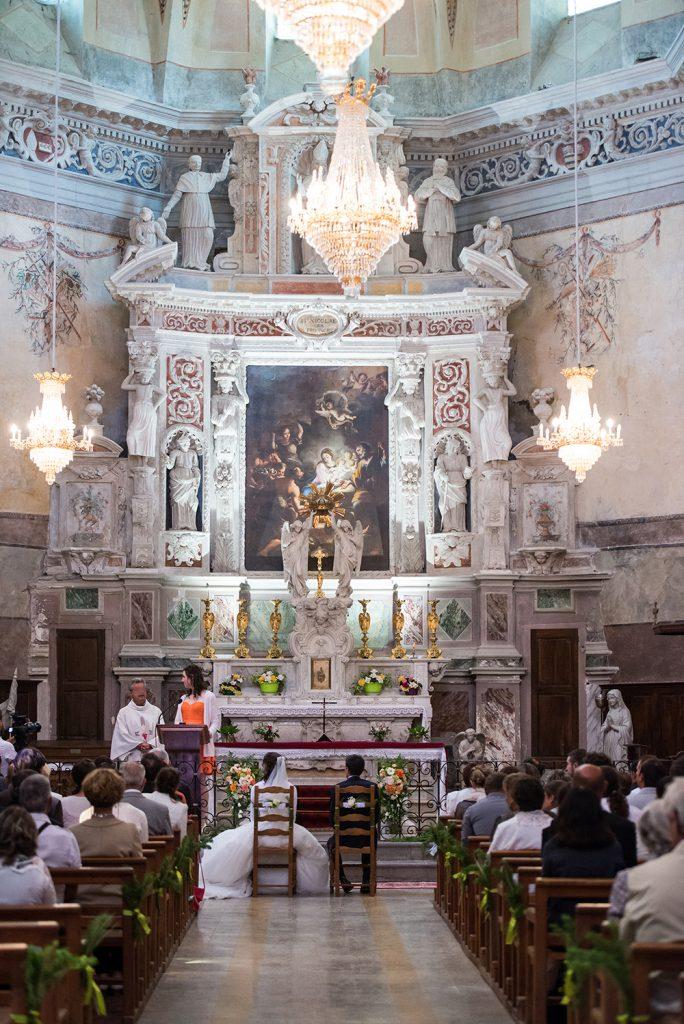 Récit de notre mariage à l'église, un moment inoubliable // Photo : Cédric Moulard