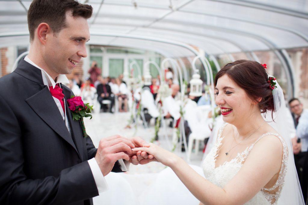 Déroulé de notre cérémonie, entre rires, pleurs et émotions // Photo : Jeremy Bismuth