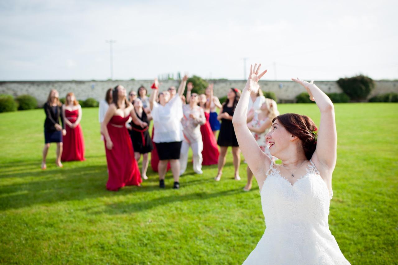 Mon mariage romantique étoilé : à la santé des mariés (ou presque) !