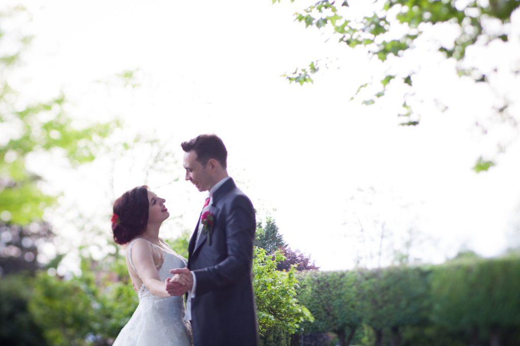 Photo de couple le jour J // Photo : Jeremy Bismuth
