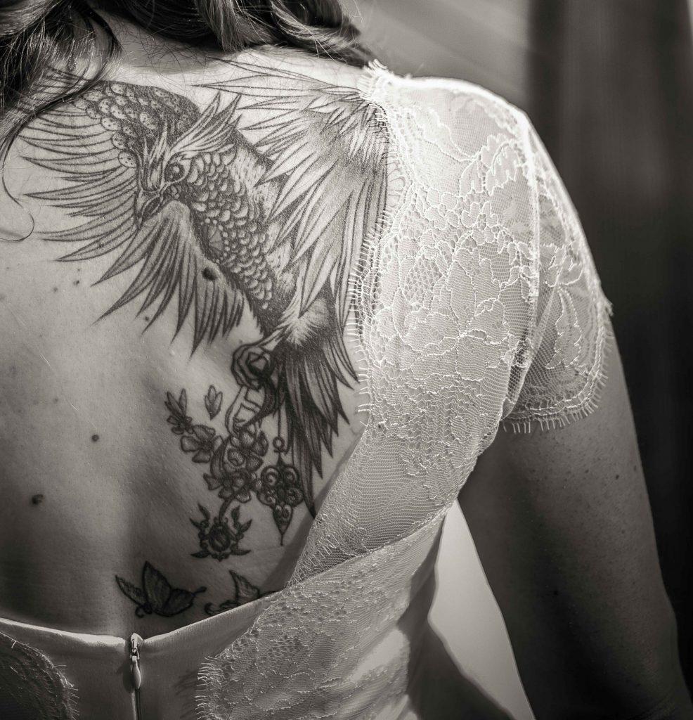 Créer sa robe de mariée avec une couturière // Photo : Valentine Poulain