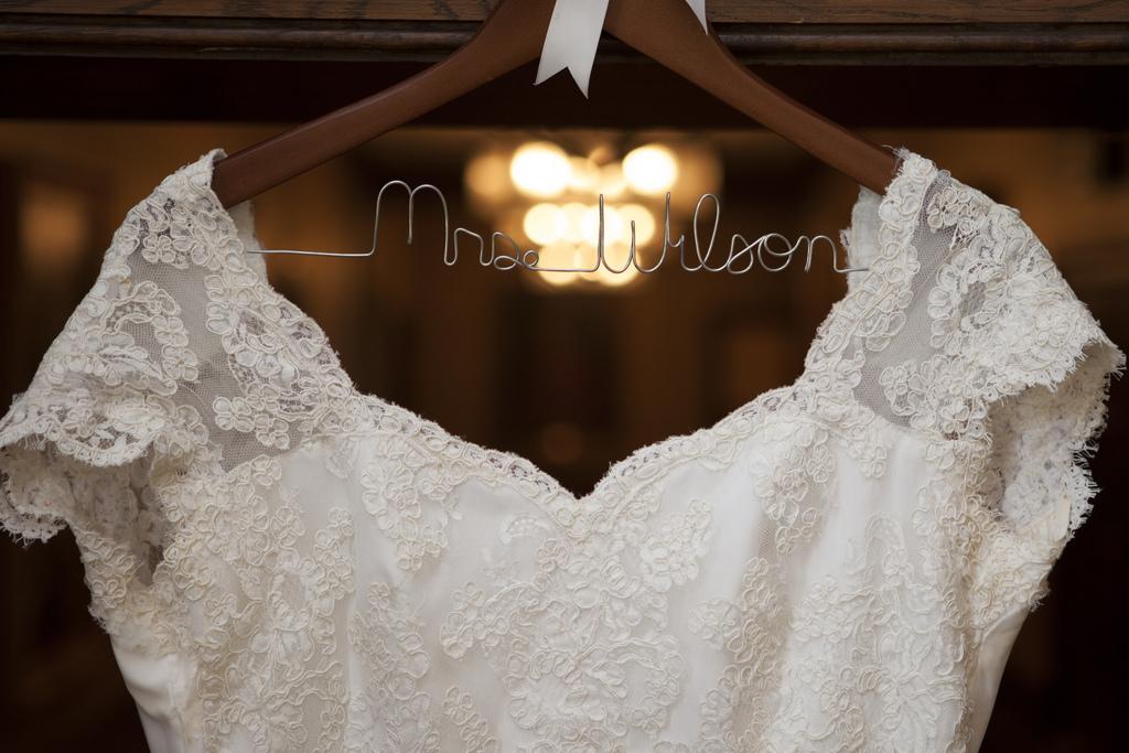 Nettoyer et conserver sa robe de mariée