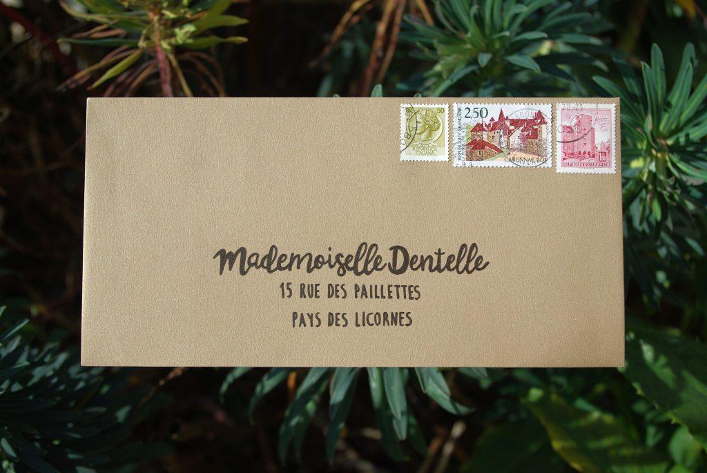 Mes enveloppes vintage à petit prix !