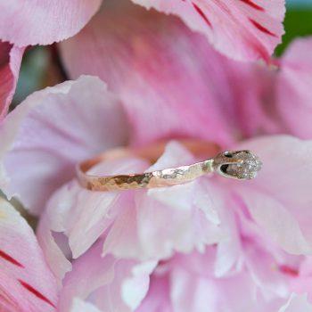 Magnifiques bagues de fiançailles