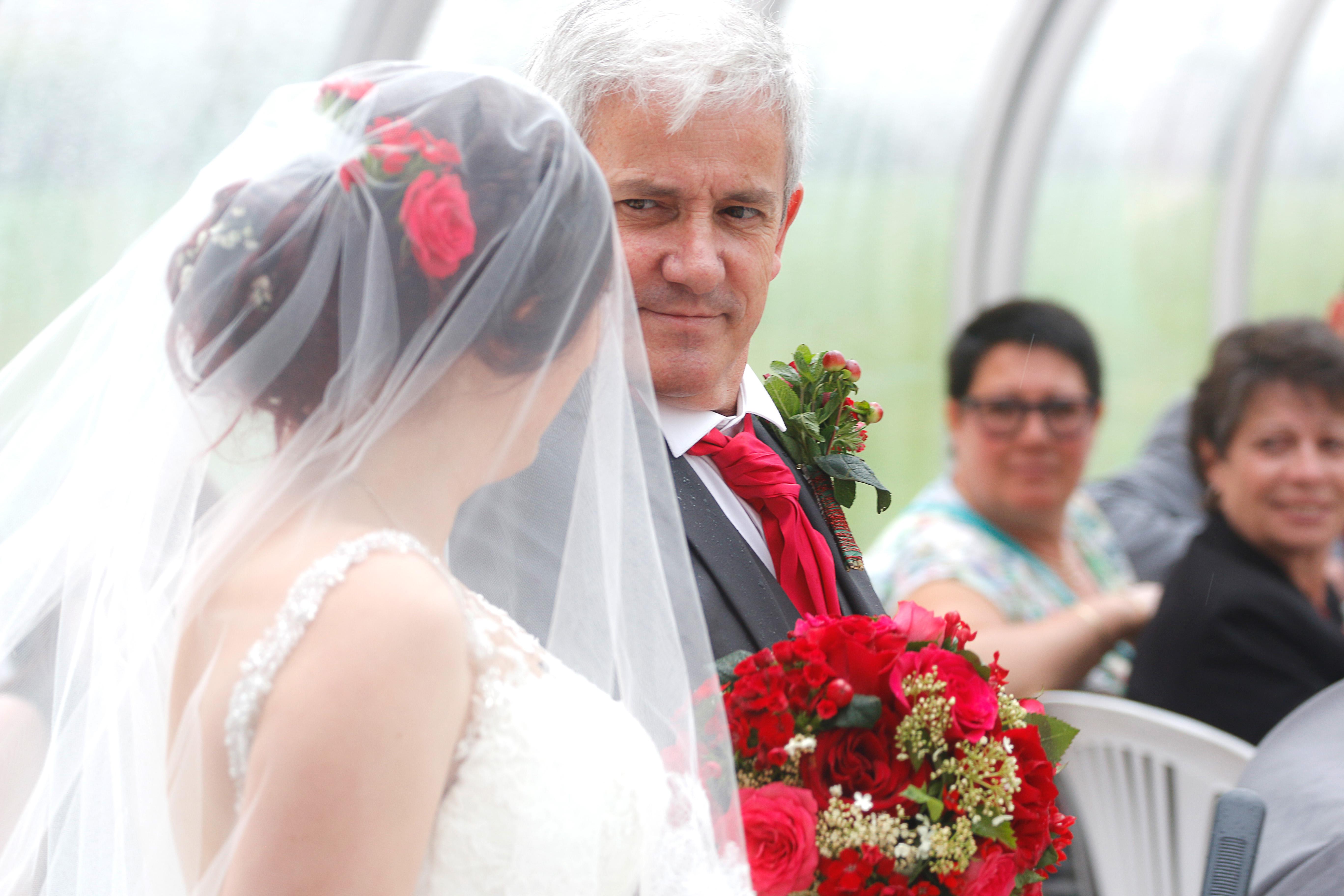 Mon mariage romantique étoilé : notre cérémonie de mariage – Partie 1