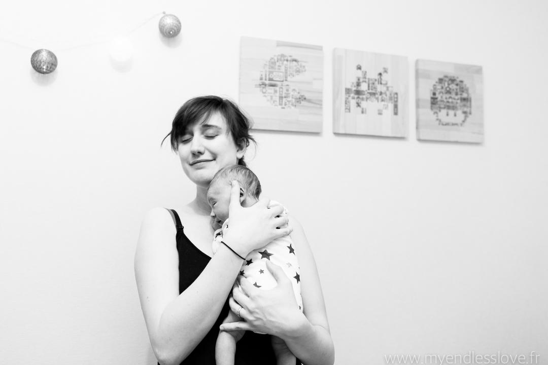 Carnet rose : un bébé pour Madame Yéti !