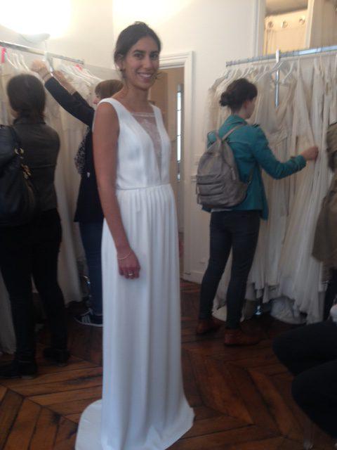 Mes essayages de robes avec ma Maman !