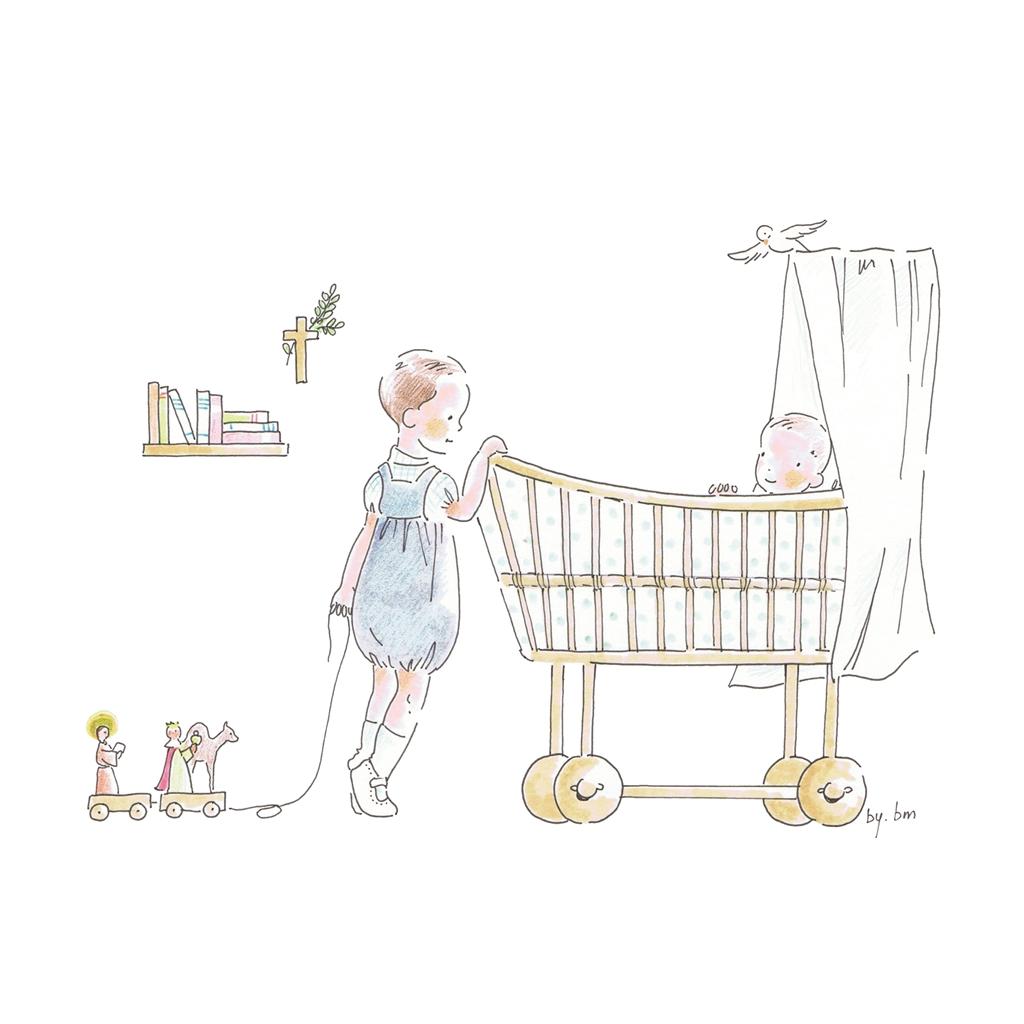 Carnet rose : un bébé pour Madame Irbis !