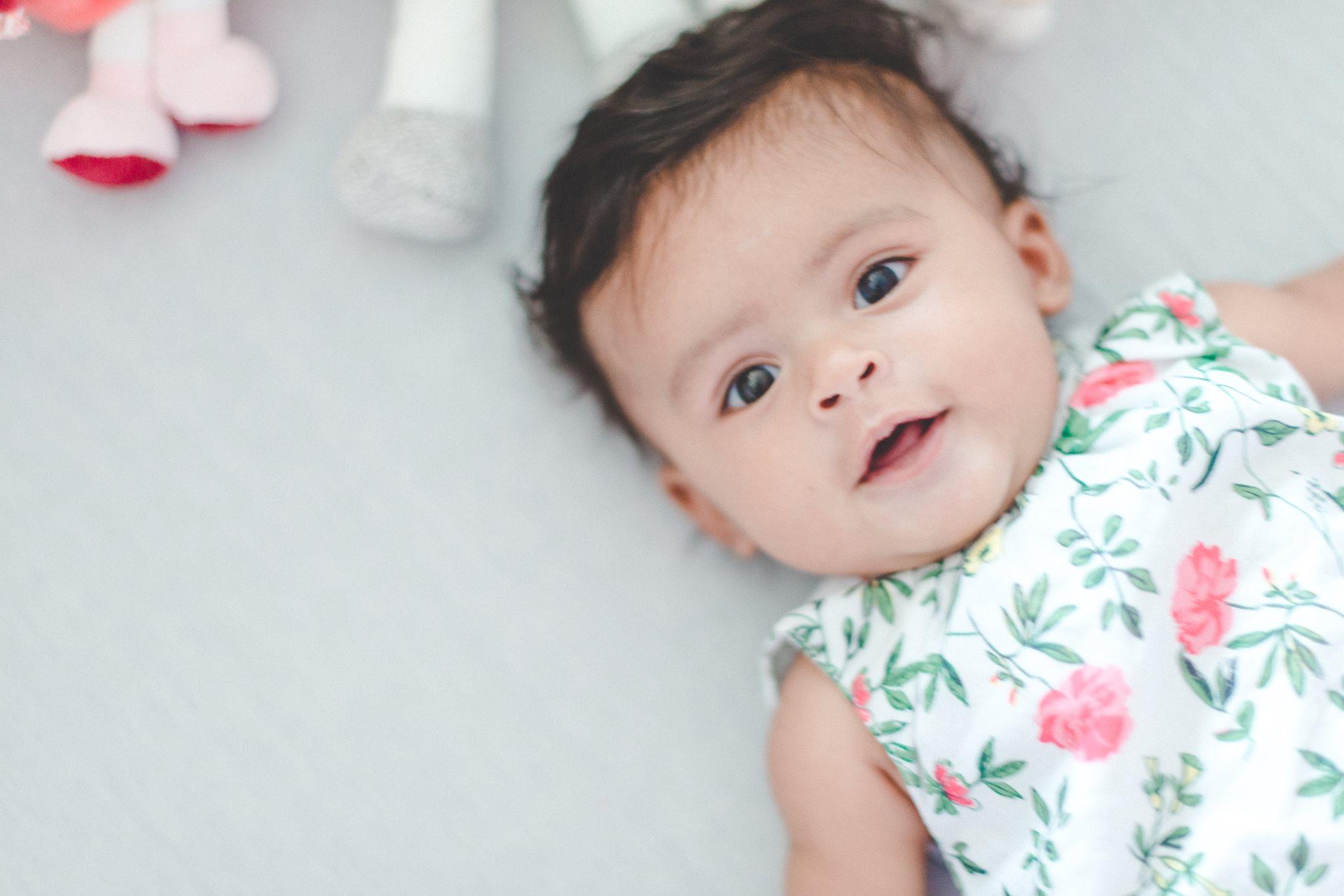 Carnet rose : un bébé pour Madame Étoffes !
