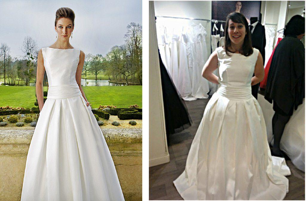 Recherche robe de mariée pour mariage à l'étranger