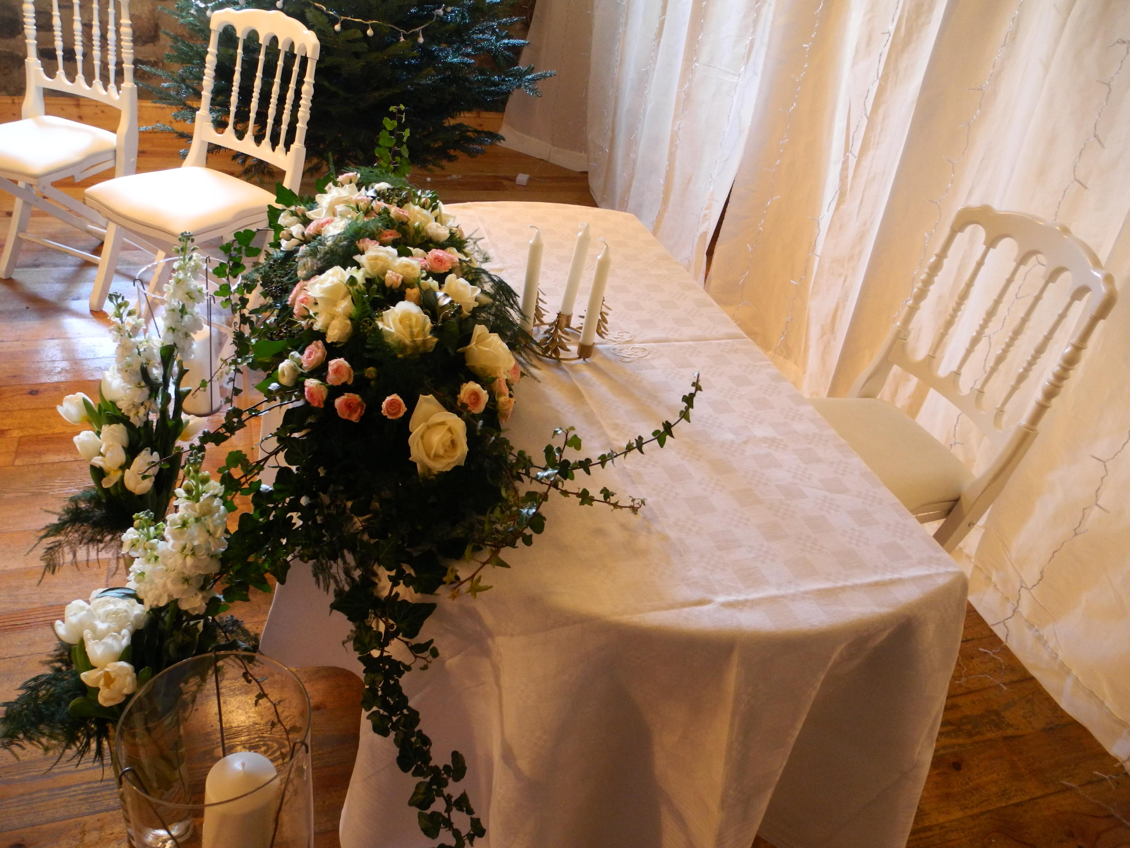 Mon mariage d'hiver à la lueur des bougies : les bases de notre cérémonie laïque