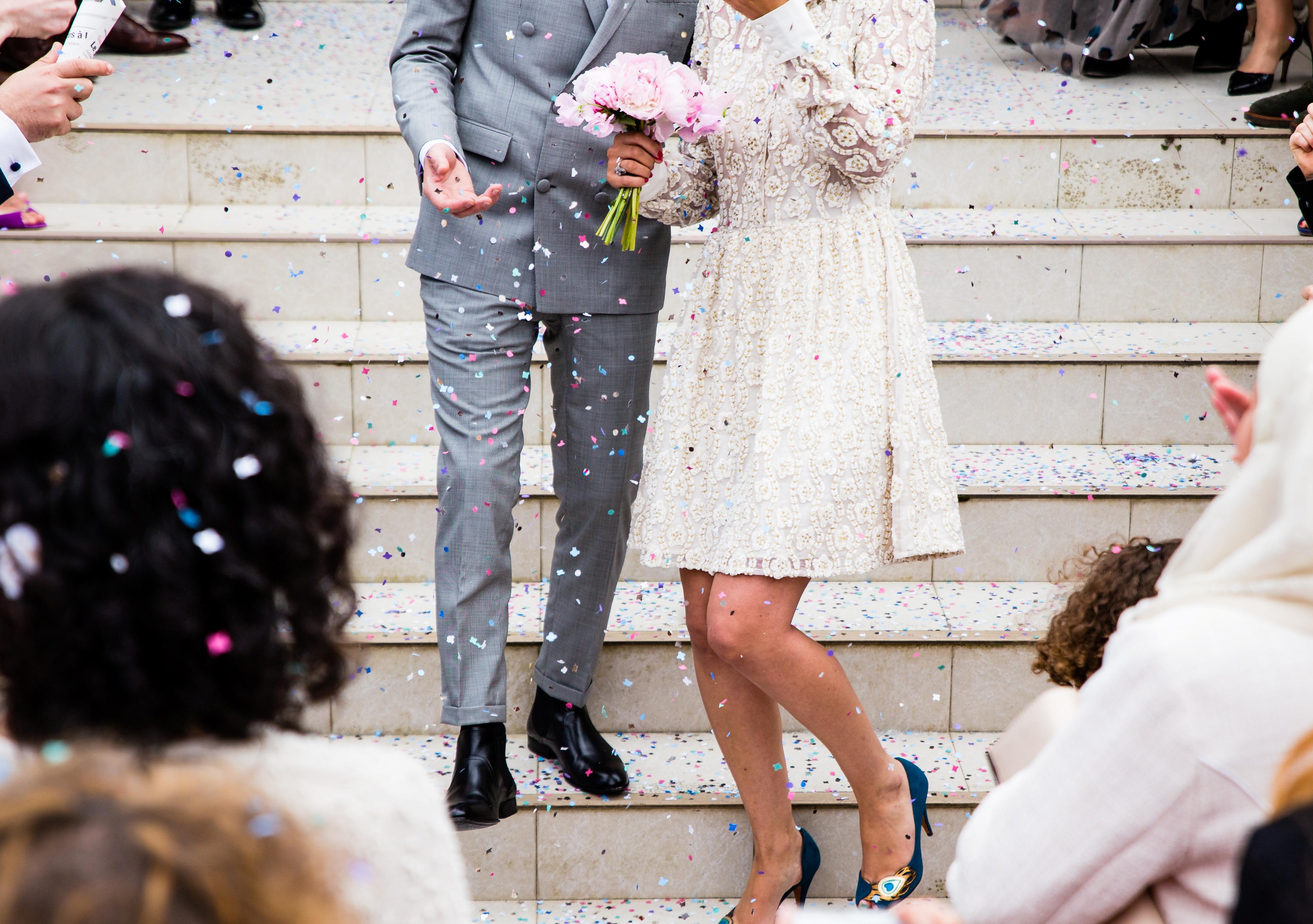 Nos premières idées pour le mariage de nos rêves
