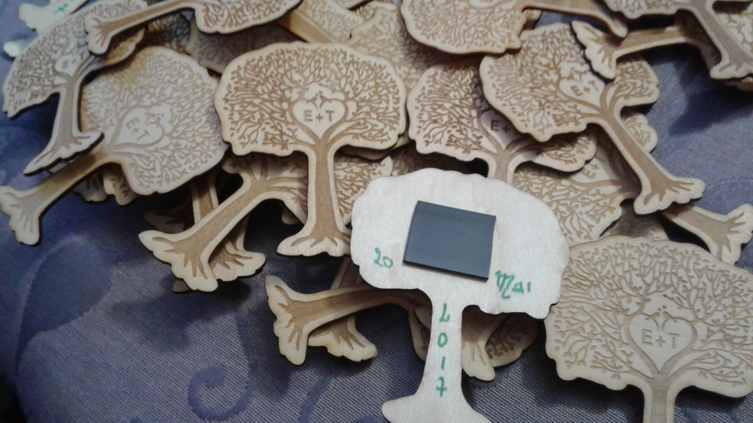 Journal des quêtes #12 : Les cadeaux d'invités (mini tuto !)