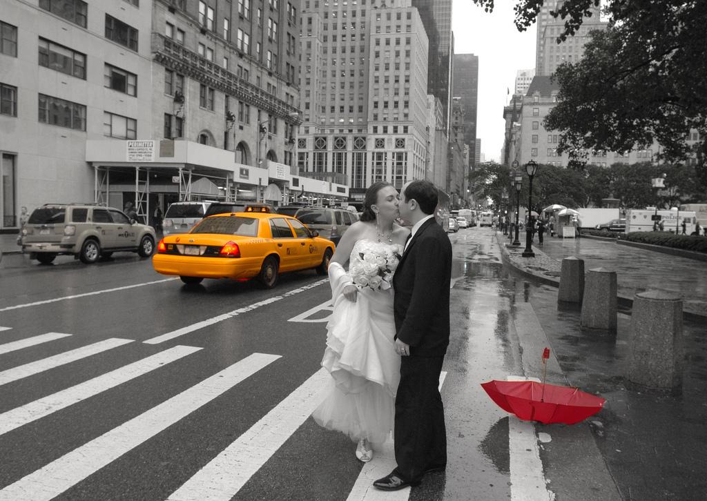 Un mariage à New-York : mais d'où vient cette idée ?