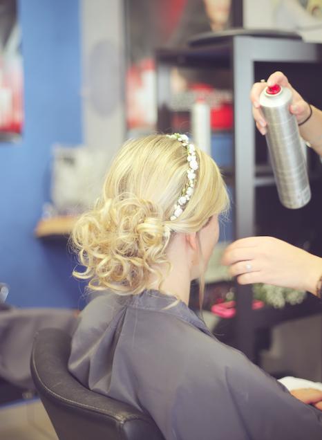 Mes essais coiffure et maquillage pour le mariage