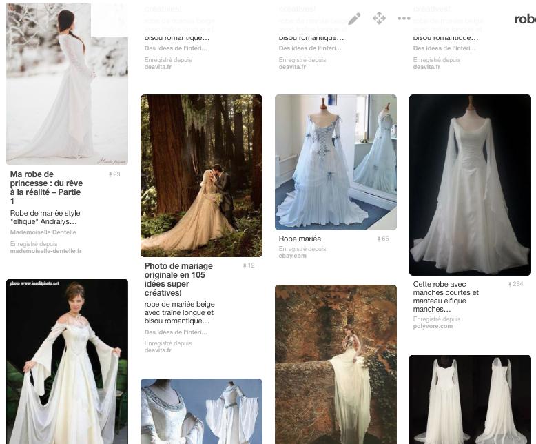 Journal des quêtes #13 – Partie 1 : la robe de mariée, cette difficulté…