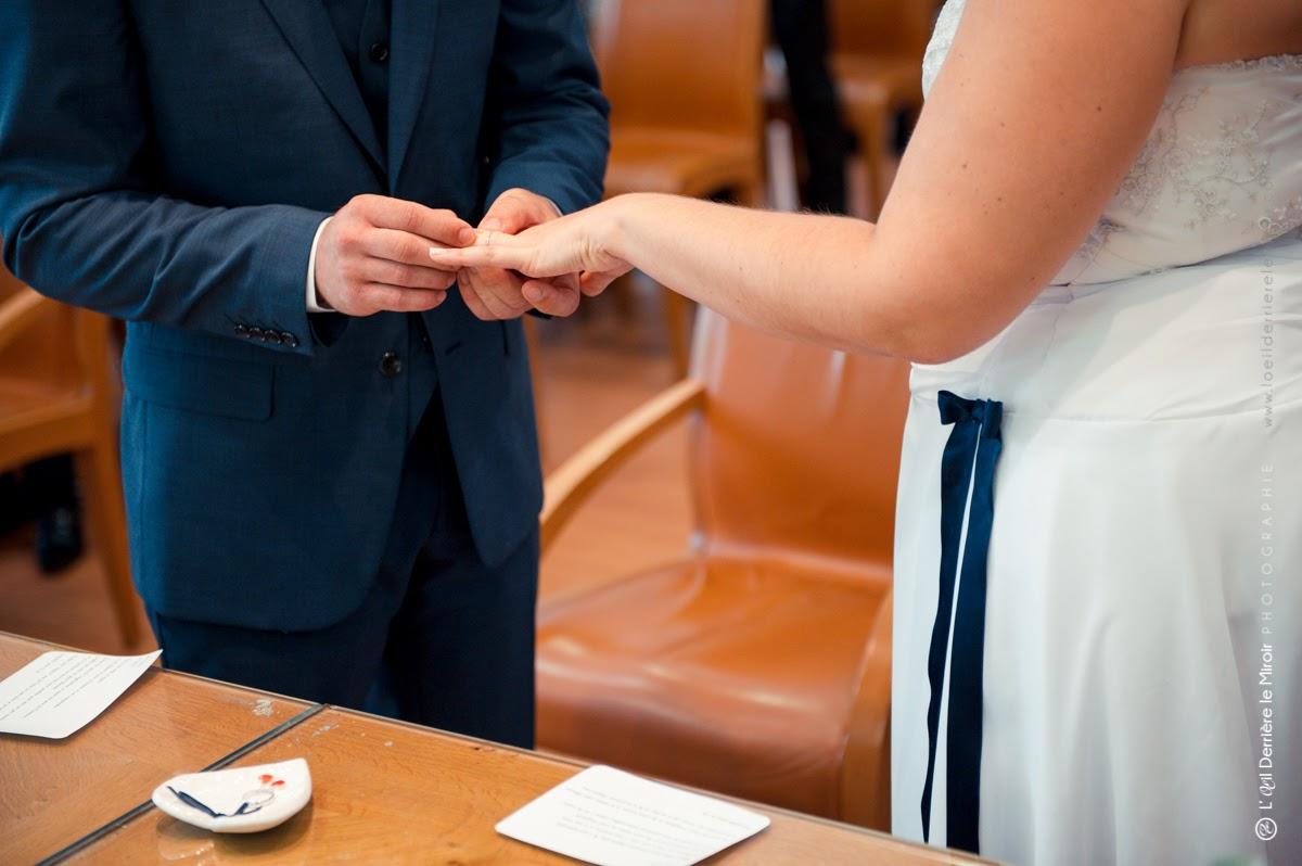 Le mariage champêtre de Madame Poisson en petit comité