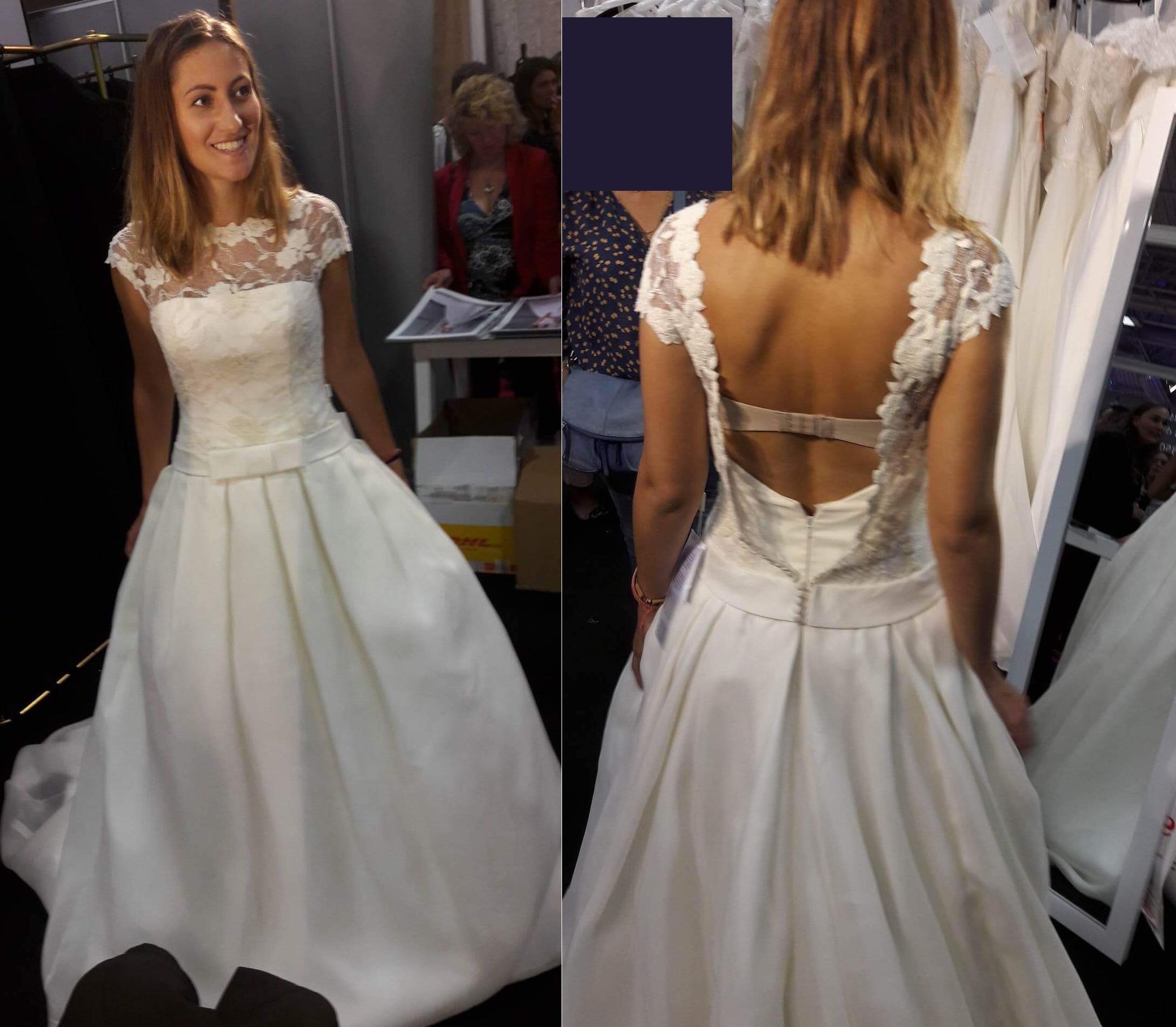 Le choix de la robe… et le salon du mariage – Première partie