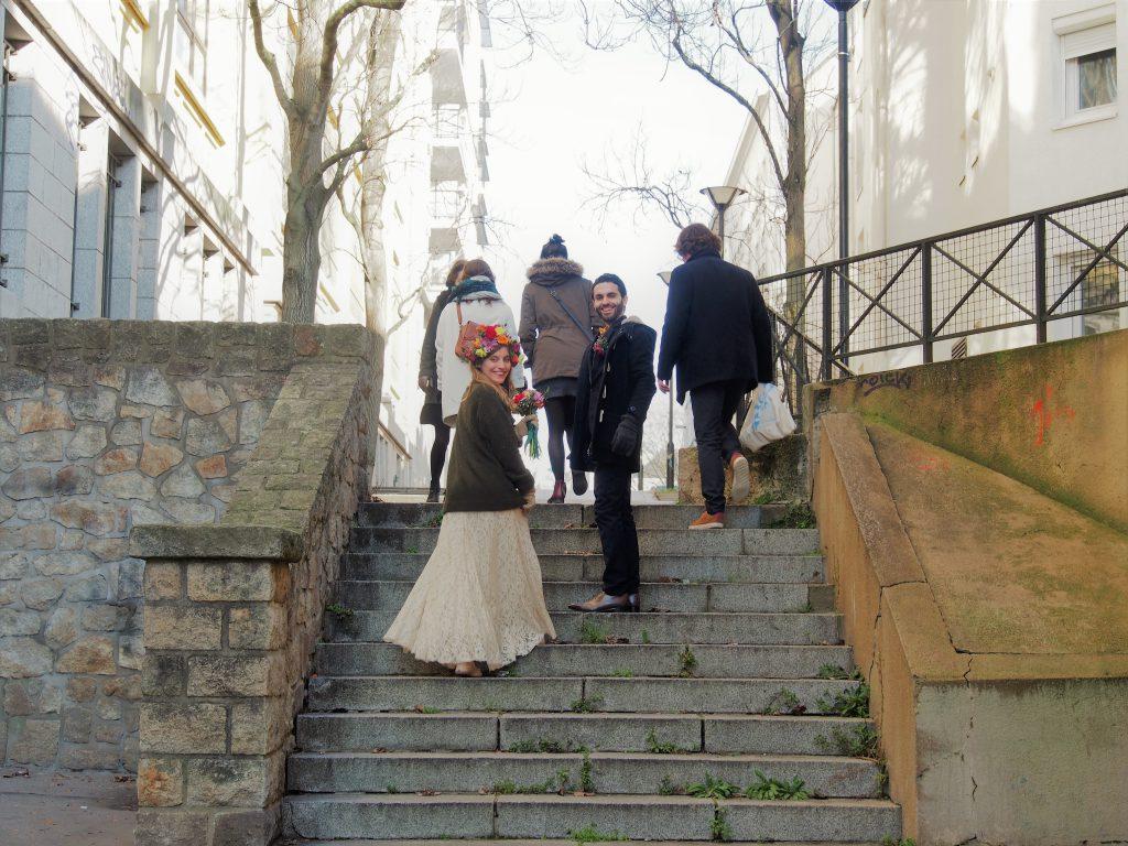 Mariage civil Mme Loup