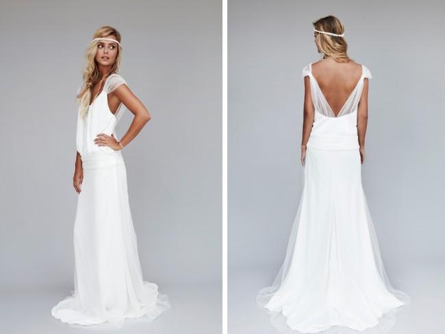 Robe de mariée Ibiza de Rime Arodaky