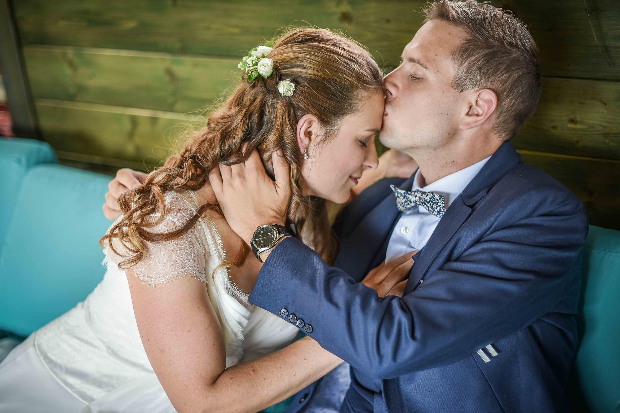 Mon mariage mélodieux et convivial : nos photos de couple dans le jardin
